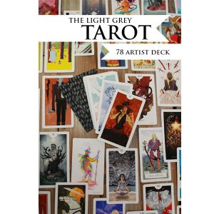 Light Grey Tarot 24