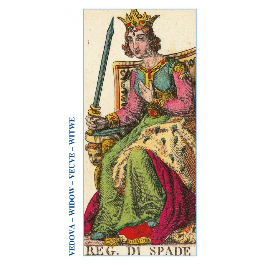 Lo Scarabeo's Classic Tarot 11