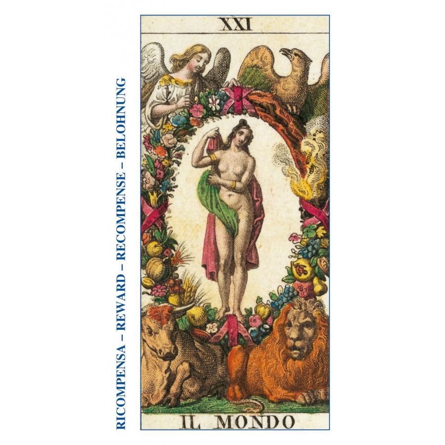 Lo Scarabeo's Classic Tarot 7