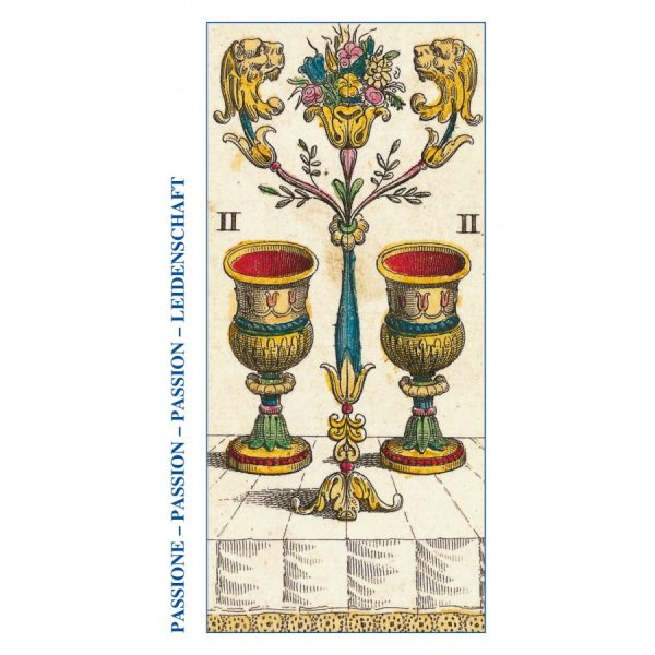 Lo Scarabeo's Classic Tarot 8