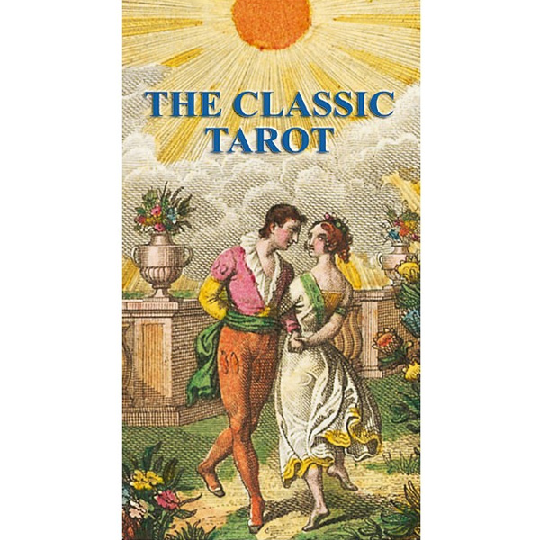 Lo Scarabeo's Classic Tarot cover