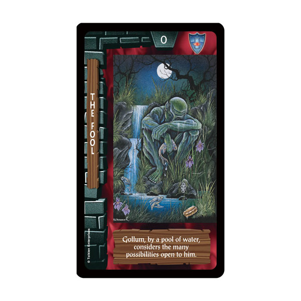Lord of the Rings Tarot 1