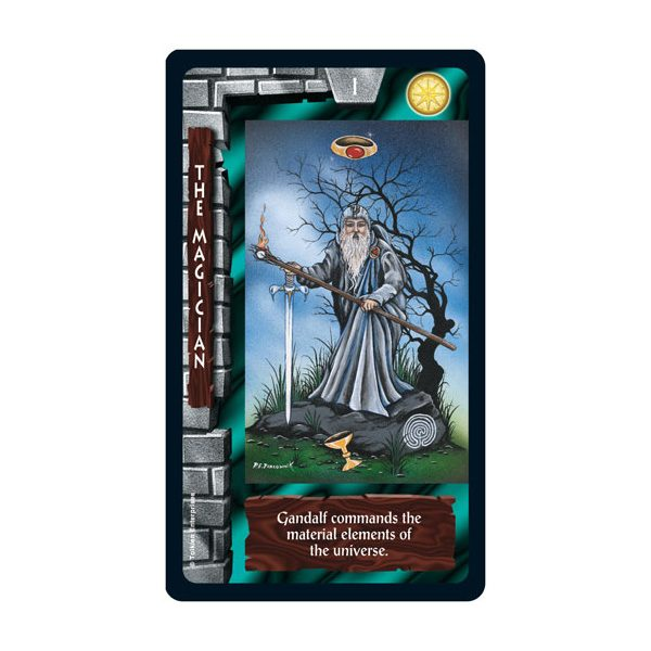 Lord of the Rings Tarot 2