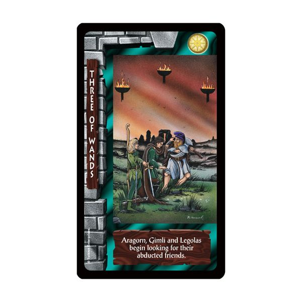 Lord of the Rings Tarot 5