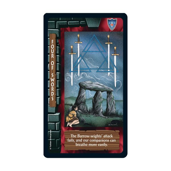 Lord of the Rings Tarot 6