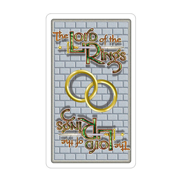 Lord of the Rings Tarot 7