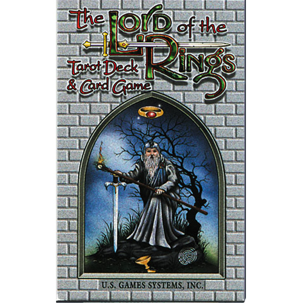 Lord of the Rings Tarot 3