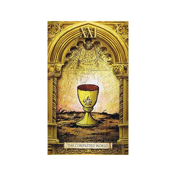 Lost Tarot of Nostradamus 2