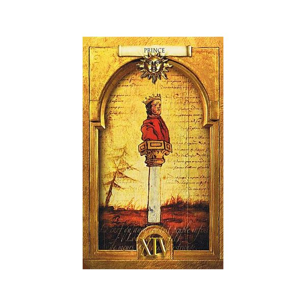 Lost Tarot of Nostradamus 4