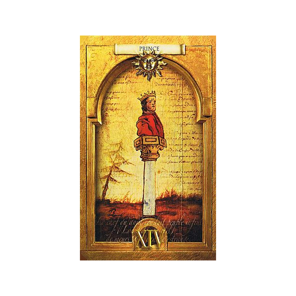 Lost Tarot of Nostradamus 4
