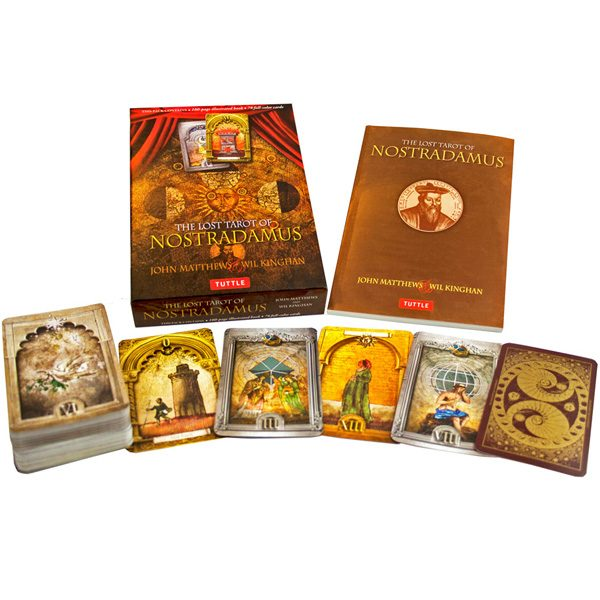 Lost Tarot of Nostradamus 7