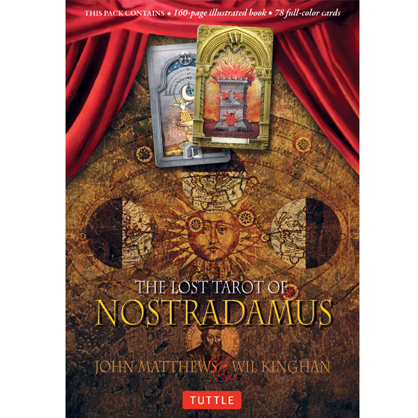 Lost Tarot of Nostradamus 5