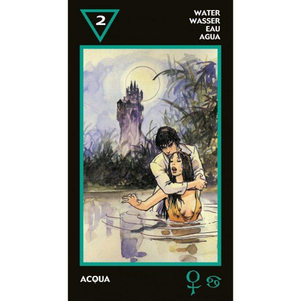 Manara Erotic Tarot 1