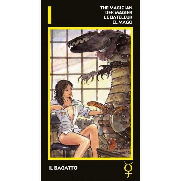 Manara Erotic Tarot 5