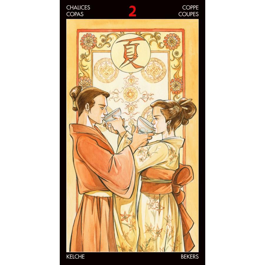 Manga Tarot 1