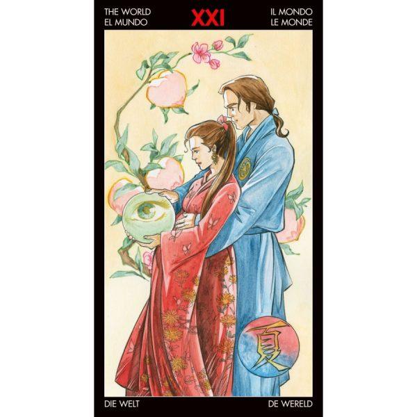 Manga Tarot 11