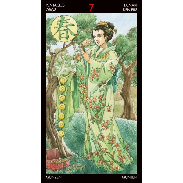 Manga Tarot 2