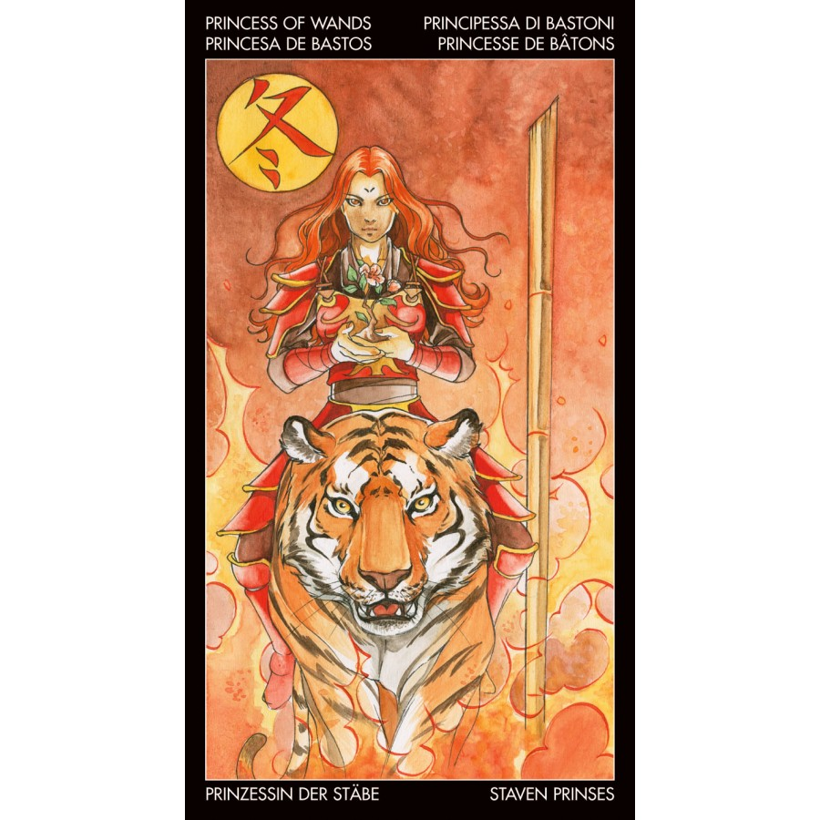 Manga Tarot 3