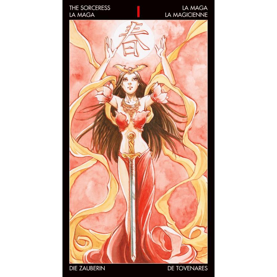 Manga Tarot 5