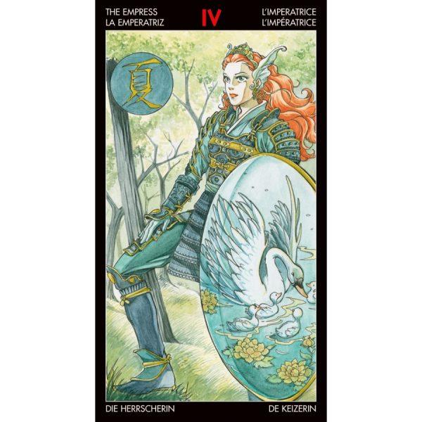 Manga Tarot 6