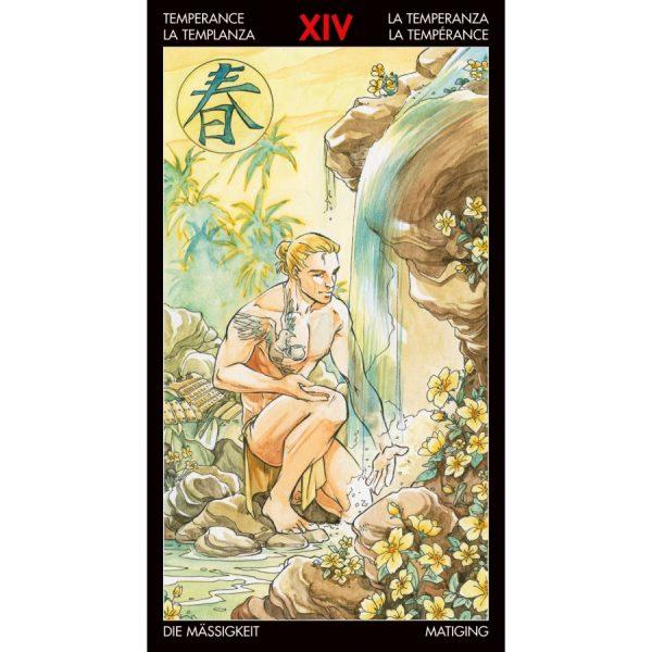 Manga Tarot 9