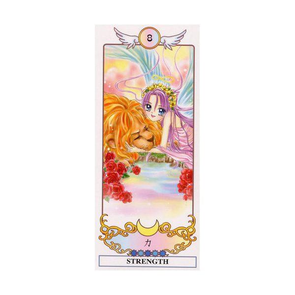 Manga Tarot (Selena Lin) 1
