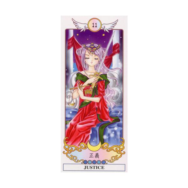 Manga Tarot (Selena Lin) 2
