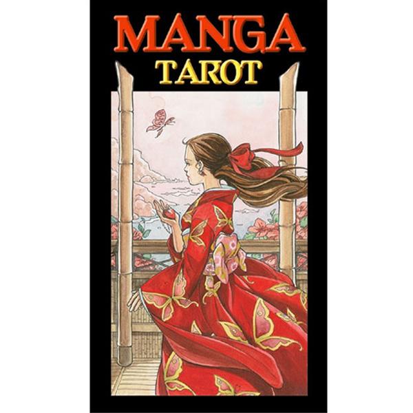 Manga Tarot (Lo Scarabeo) 5