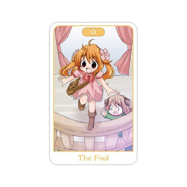 Manga University's Manga Tarot 1