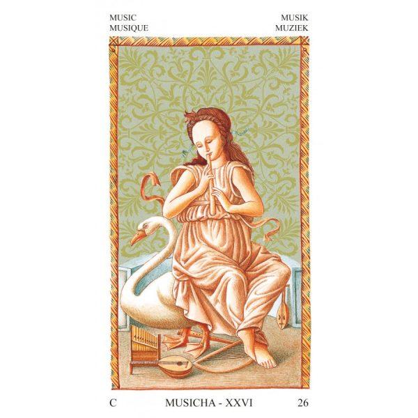 Mantegna Tarot 10
