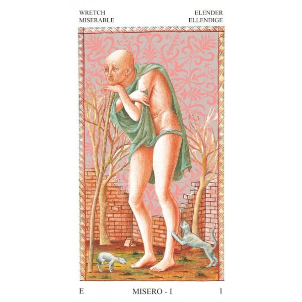 Mantegna Tarot 5