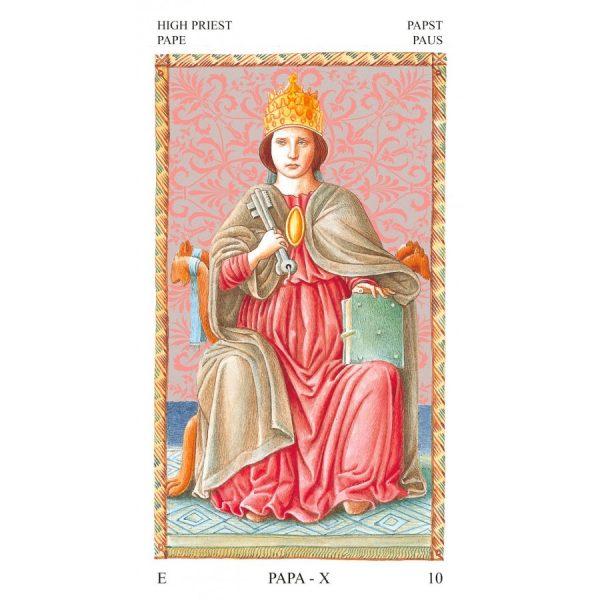 Mantegna Tarot 6