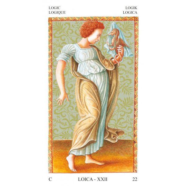 Mantegna Tarot 9