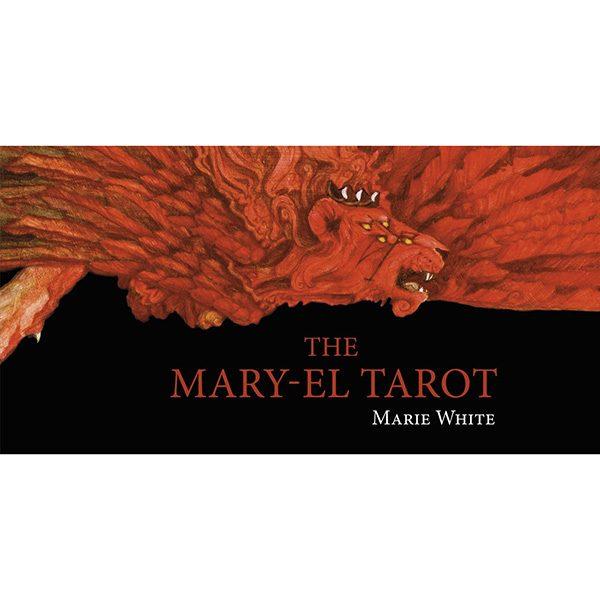 Mary-el Tarot cover