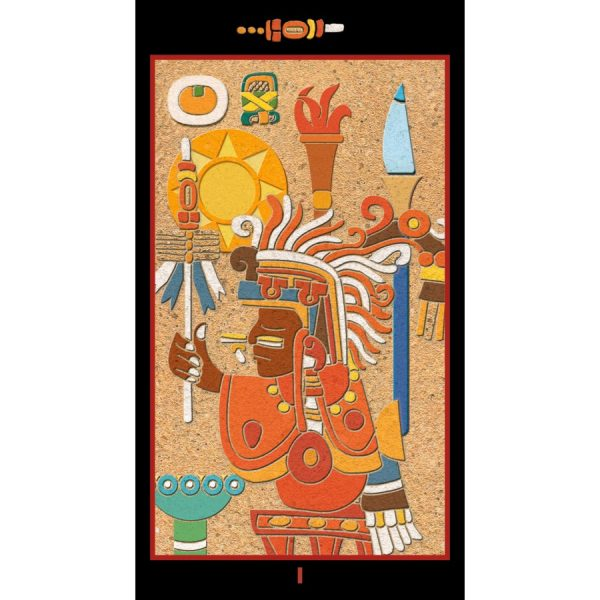 Mayan Tarot 1