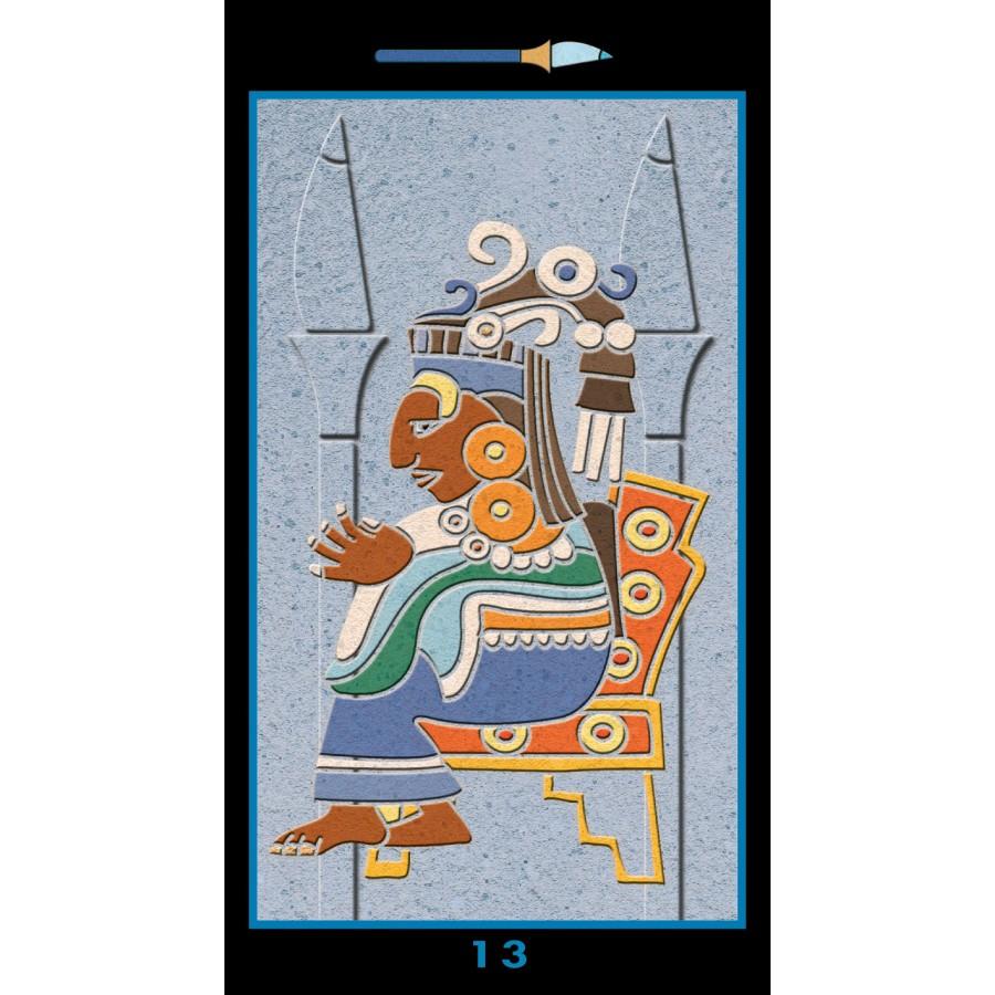 Mayan Tarot 11