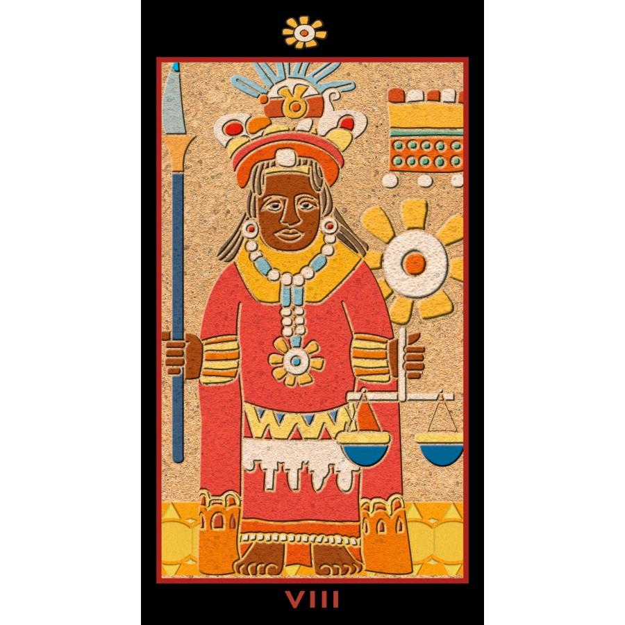 Mayan Tarot 3