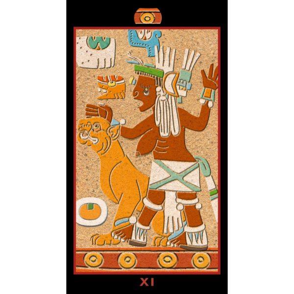 Mayan Tarot 4