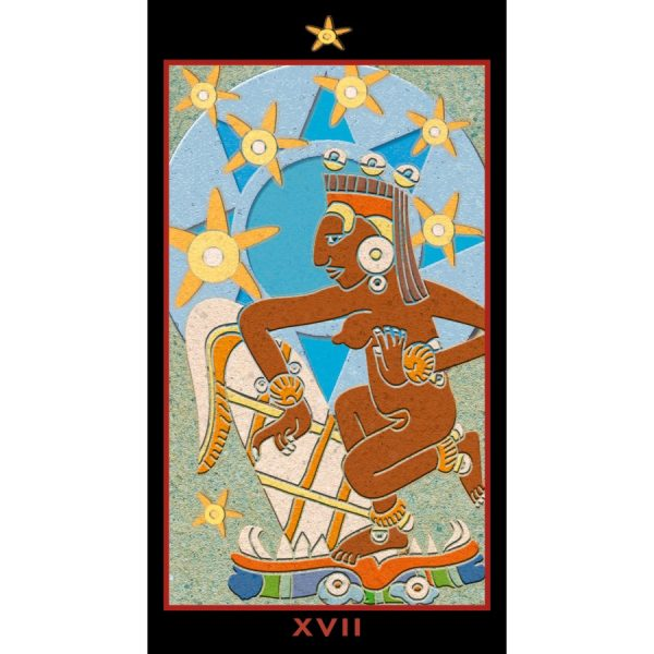 Mayan Tarot 6
