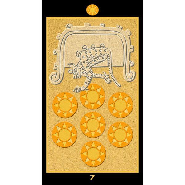 Mayan Tarot 9