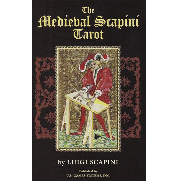 Medieval Scapini Tarot 9