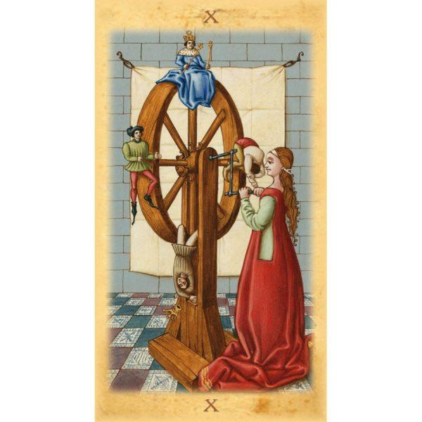 Medieval Tarot 1