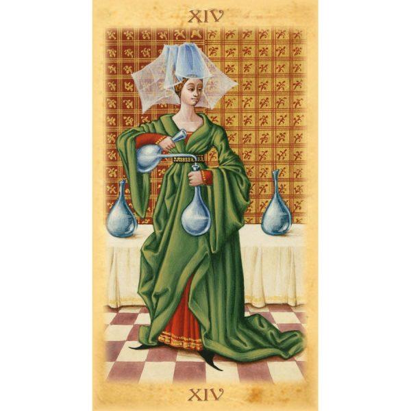 Medieval Tarot 3