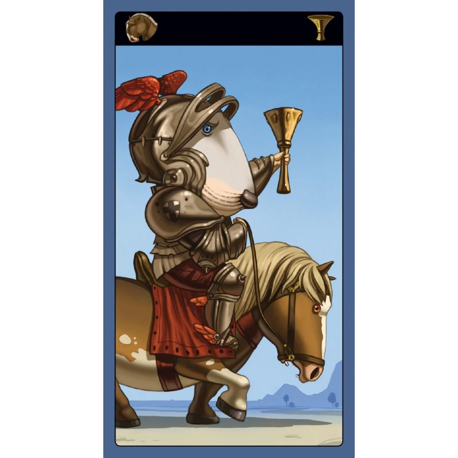 Mibramig Magical Tarot 1