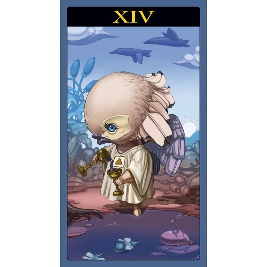 Mibramig Magical Tarot 2