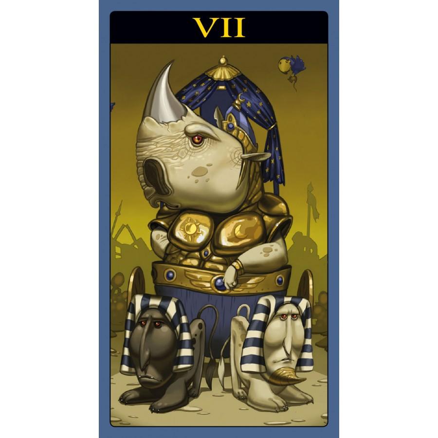 Mibramig Magical Tarot 4