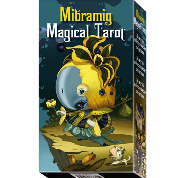 Mibramig Magical Tarot 7