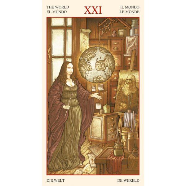 Mona Lisa Tarot 11