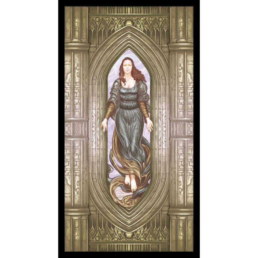 Mona Lisa Tarot 12