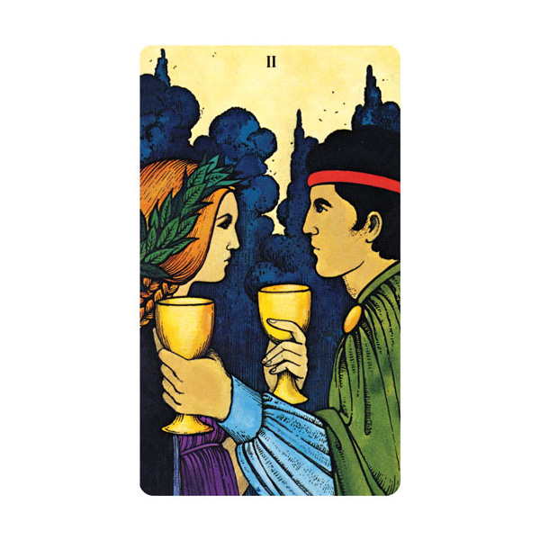 Morgan-Greer Tarot 3